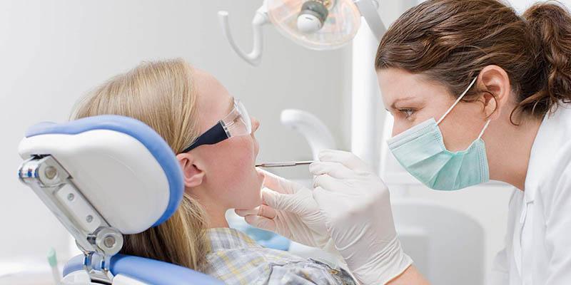 การดูแลสุขภาพฟัน