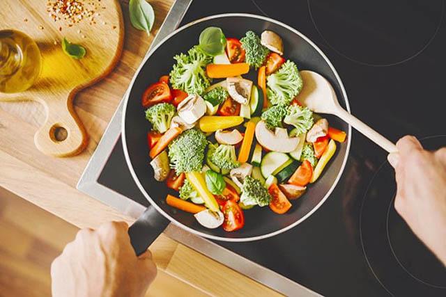 กินผักหลากสี